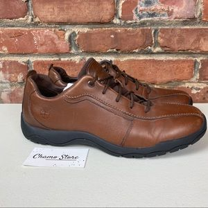 Timberland Oxford brown Mens shoes Sz 12m